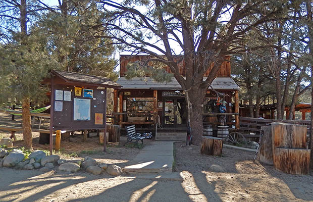 The Store at Kennedy Meadows - a hangout for PCT Thru-Hikers